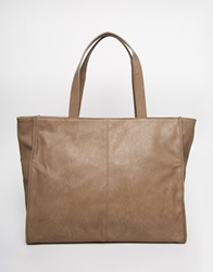Pieces Shopper Tote Bag Moonrock