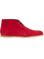 Opening Ceremony 'M1' Desert Boot Red