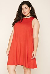 Forever 21 Plus Size Trapeze Dress