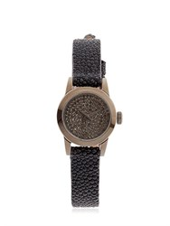 Christian Koban Cute Black Diamonds And Stingray Watch