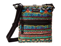 Sakroots Artist Circle Tablet Crossbody Radiant One World Cross Body Handbags Multi