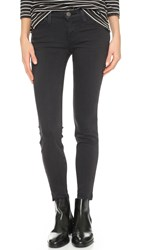 Current Elliott The Stiletto Jeans Carlsbad Black