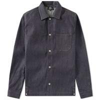 A.P.C. Simon Jacket Blue