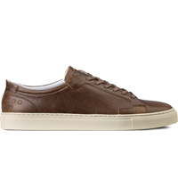 Brown Ica Low Top Sneakers