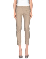 Massimo Rebecchi Trousers Casual Trousers Women Beige