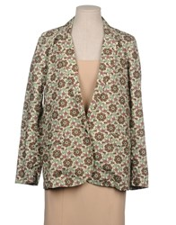Hoss Intropia Suits And Jackets Blazers Women Beige