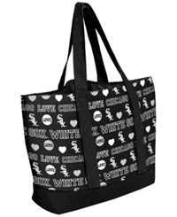 Forever Collectibles Chicago White Sox Tote Bag Black