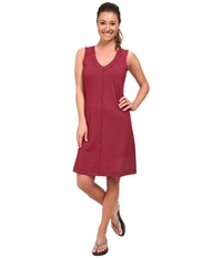 Kavu Eve Dress Vino Women's Dress Burgundy