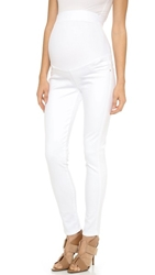 James Jeans Twiggy Maternity Skinny Jeans Frost White