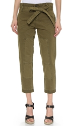 Blank Military Pants Veg Out