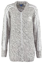 Adidas Originals Cardigan Black White Mottled Grey