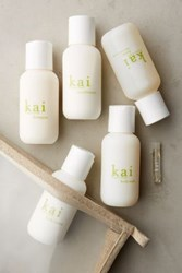 Anthropologie Kai Travel Set White One Size Hair