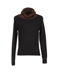 Red Soul Knitwear Turtlenecks Men Black