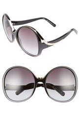 Chloe Women's Mandy Oversized Oval 61Mm Sunglasses