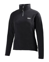 Helly Hansen Daybreaker Quarter Zip Fleece Black
