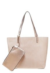 New Look Wow Tote Bag Oatmeal Light Brown