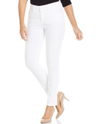 Nydj Petite Alina Jeggings White Wash