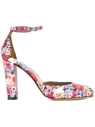 Tabitha Simmons 'Petra' Pumps Multicolour