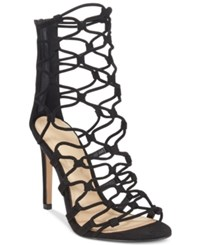 Aldo Women's Caldari Caged Dress Sandals Black