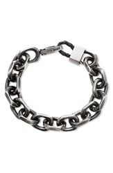 Garmin Men's Steve Madden Anchor Chain Bracelet