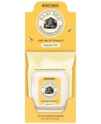 Burt's Bees Baby Bee Face And Hand Cloths 30 Pk.