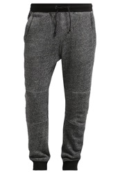 Tom Tailor Denim Tracksuit Bottoms Dusyt Black