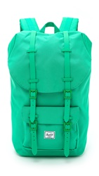 Little America Backpack Kelly Green Kelly Green