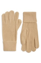 Sole Society Women's Rib Knit Gloves