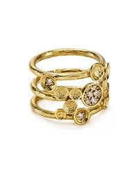 Melinda Maria Antonia Ring Gold