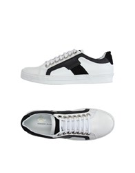Alessandro Dell'acqua Footwear Low Tops And Trainers Men White