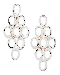 Ippolita Silver Open Cascade Post Earrings Silver