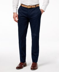 Vince Camuto Men's Diamond Textured Chino Pants
