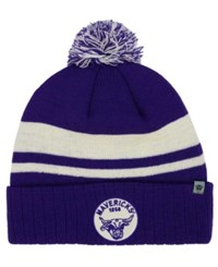 Top Of The World Tcu Horned Frogs Agility Knit Hat