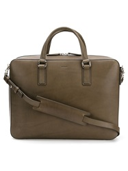 Mismo 'Morris' Briefcase Grey