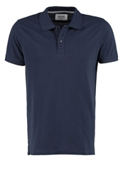 Only And Sons Tarik Polo Shirt Mood Indigo Dark Blue