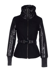 Guess By Marciano Jackets Black