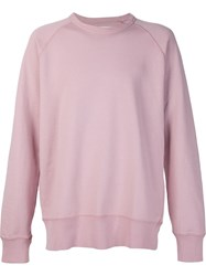 Our Legacy Classic Jumper Pink And Purple