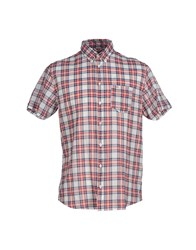 Sun 68 Shirts Shirts Men Red