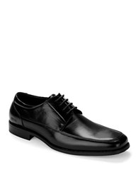 Kenneth Cole Reaction Bottom Point Oxford Shoes Black