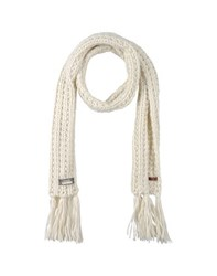 Barts Accessories Oblong Scarves Women Ivory