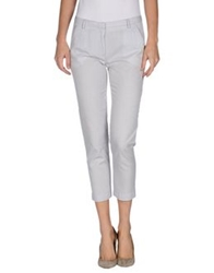 .. Merci Merci Casual Pants Light Grey