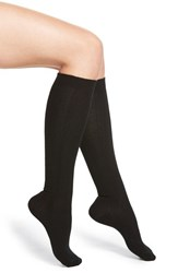 Women's Nordstrom 'Betsy' Cable Knit Knee High Socks