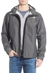 The North Face Men's Big And Tall 'Venture' Waterproof Hyvent Jacket Asphalt Grey Heather
