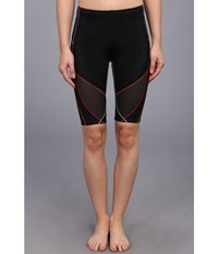 Cw X Stabilyx Ventilator Short Black Rainbow Women's Shorts