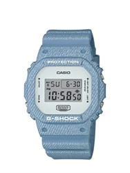G Shock Denim Printed Digital Watch