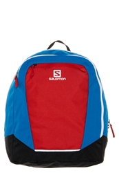 Salomon Original Gear Backpack Backpack Bright Red Union Blue
