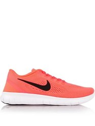 Nike Free Run Running Shoes Orange