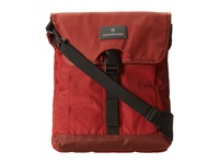Victorinox Altmont 3.0 Flapover Digital Bag Red Black Messenger Bags