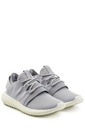 Adidas Originals Tubular Viral Sneakers With Leather Grey