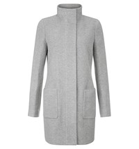 Hobbs Elouise Coat Grey